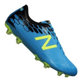 Pantofi de fotbal New Balance Visaro 2.0 Control Fg M 614500-60_5 albastru albastru