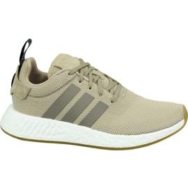Pantofi Adidas NMD R2 M BY9916 maro