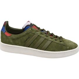 Pantofi Adidas Campus M BB0077 verde