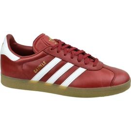 Pantofi Adidas Gazelle W BZ0025 roșu