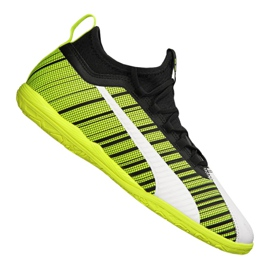 Cizme de fotbal Puma One 5.3 It Ic M 105649-03 galben
