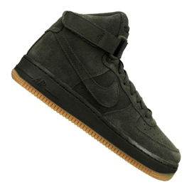 Pantofi Nike Air Force 1 High Lv 8 Gs Jr 807617-300 verde