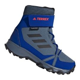Pantofi Adidas Terrex Snow Cf Cp Cw Jr G26579