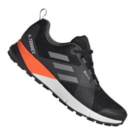 Pantofi Adidas Terrex Two Gtx M EF1437 negru
