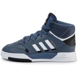 Pantofi Adidas Originals Drop Step Jr EE8757 bleumarin