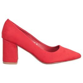 Seastar Pompe elegante roșu