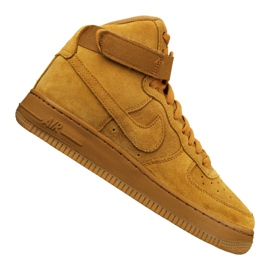 Pantofi Nike Jr Air Force 1 High Lv 8 Gs Jr 807617-701 galben