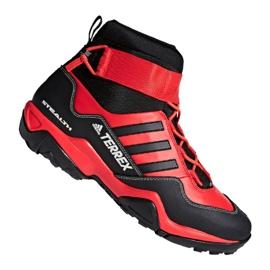 Pantofi de trekking Adidas Terrex Hydro Lace M CQ1755 negru