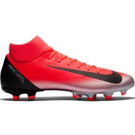 Pantofi de fotbal Nike Mercurial Superfly 6 Academy CR7 Mg M AJ3541 600 roșu