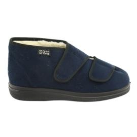 Pantofi de dama Befado pu 986D010 bleumarin