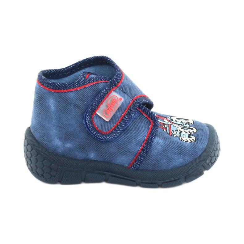 Încălțăminte pentru copii Befado 529P027 roșu albastru marin