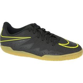 Pantofi de interior Nike Hypervenomx Phelon Ii Ic Jr 749920-009 negru negru