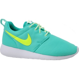 Pantofi Nike Roshe One Gs W 599729-302 albastru