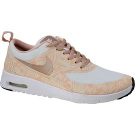 Pantofi Nike Air Max Thea Print Gs W 834320-100 maro