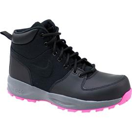 Pantofi Nike Manoa Lth Gs W 859412-006 negru