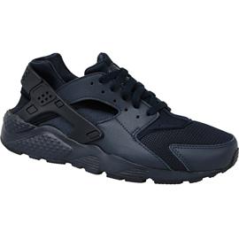 Pantofi Nike Huarache Run Gs W 654275-403 negru