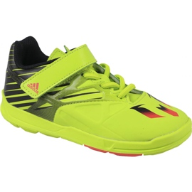Pantofi Adidas Messi El IK Jr AF4052 galben