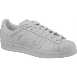 Pantofi Adidas Superstar M CM8073 alb