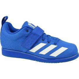 Pantofi Adidas Powerlift 4 M BC0345 albastru