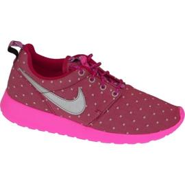 Pantofi Nike Rosherun Print Gs W 677784-606 roz