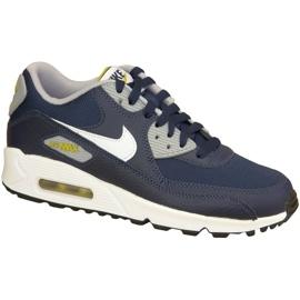 Pantofi Nike Air Max 90 Gs W 307793-417 bleumarin