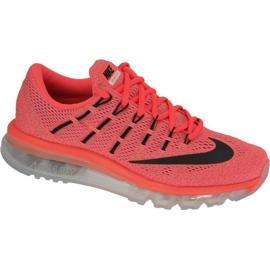 Pantofi Nike Air Max 2016 în 806772-800 roșu