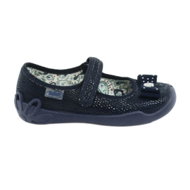 Pantofi pentru copii Befado 114X362 bleumarin