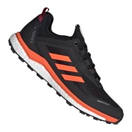Pantofi Adidas Terrex Agravic Flow M G26103 negru