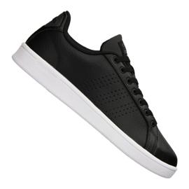 Pantofi Adidas Cloudfoam Adventage Clean M AW3915 negru