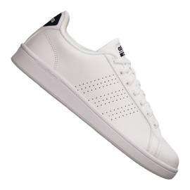 Pantofi Adidas Cloudfoam Adventage Clean M BB9624 alb