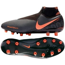 Pantofi de fotbal Nike Phantom Vsn Elite Df Ag Pro M AO3261-080 negru