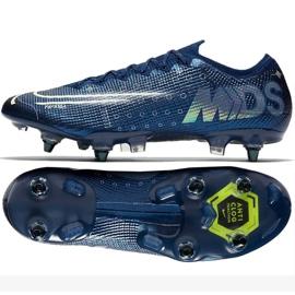 Pantofi de fotbal Nike Mercurial Vapor 13 Elite Mds SG-Pro Ac M CK2032-401 bleumarin bleumarin