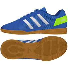 Pantofi de interior Adidas Top Sala Jr FV2632 albastru albastru