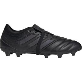 Pantofi de fotbal Adidas Copa Gloro 19.2 Fg M F35489 negru