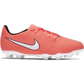 Pantofi de fotbal Nike Phantom Venom Club Fg Jr AO0396-810 portocaliu portocaliu