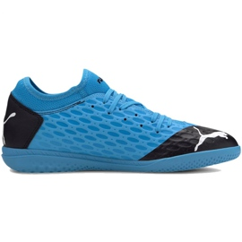 Pantofi de interior Puma Future 5.4 It M 105804 01 albastru albastru