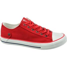 Pantofi Big Star W DD274339 roșu