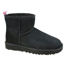 Pantofi Ugg Classic Mini II W 1110083-BNP negru