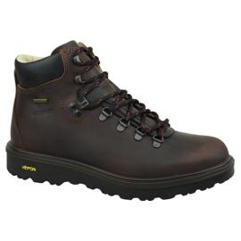 Pantofi Grisport Northland M 40213DV61G maro