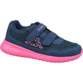 Pantofi Kappa Cracker Ii Bc K 260687K-6722 bleumarin