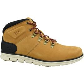 Pantofi Timberland Bradstreet Hiker M A26YZ portocaliu