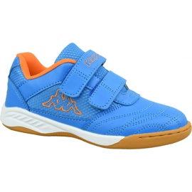 Pantofi Kappa Kickoff K Jr 260509K-6044 albastru