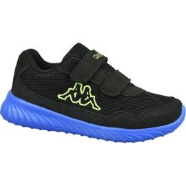 Pantofi Kappa Cracker Ii Bc K Jr 260687K-1160 negru