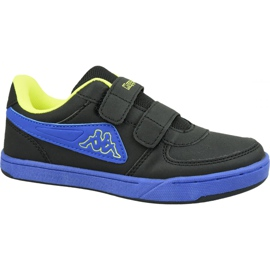 Pantofi Kappa Trooper Ice Jr 260745K-1160 negru