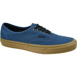 Pantofi Vans Ua Authentic M VN0A38EMU4C1 albastru