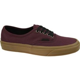 Pantofi Vans Authentic M VN0A38EMU5A1 roșu