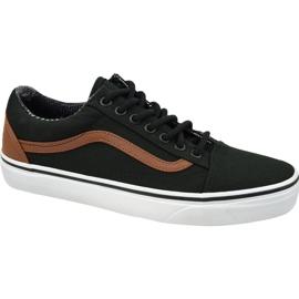 Pantofi Vans Old Skool M VA38G1MMK negru