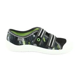 Încălțăminte pentru copii Befado 672Y069 negru gri verde