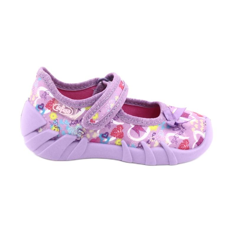 Încălțăminte pentru copii Befado 109P182 violet multicolor