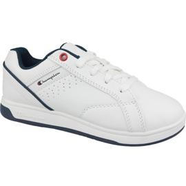 Pantofi Champion Ace Court Tennis As Jr 168015-D10 alb